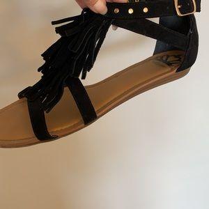 Fergalicious sandals